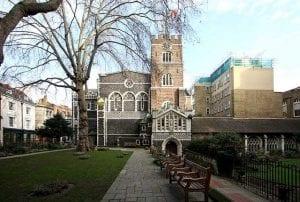Las iglesias más bonitas de Londres: St. Bartholomew the Great