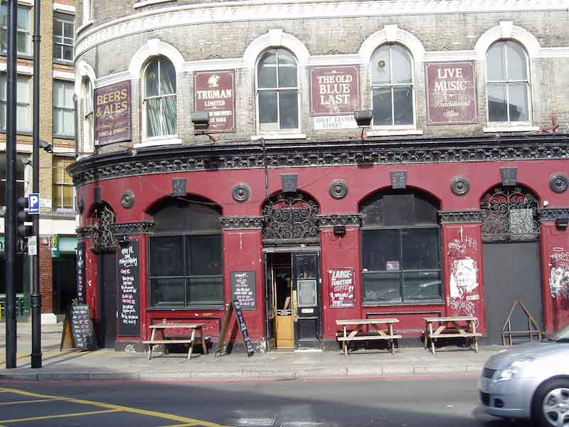 Discotecas en Londres en Soho