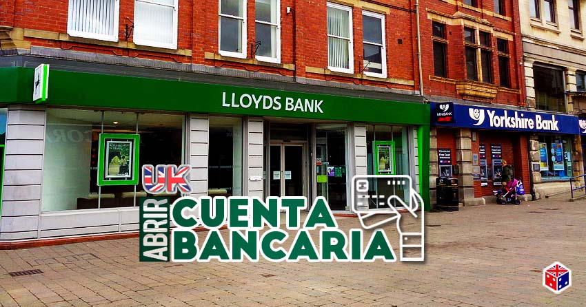 abrir cuenta bancaria en bancos de uk