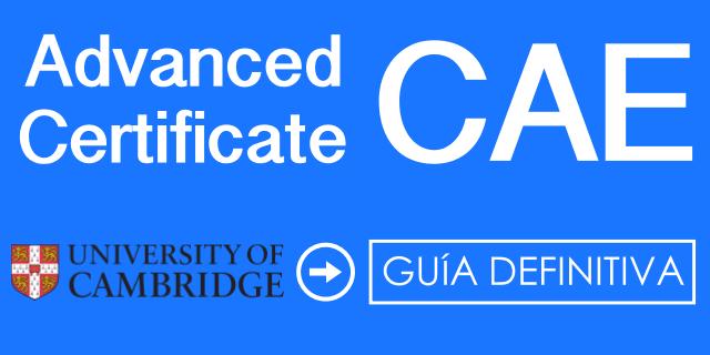 advanced certificate cambridge cae preparar c1