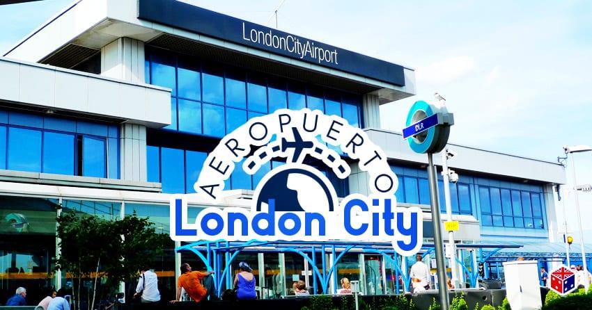 ir del aeropuerto londres city al centro