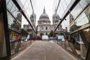 Las iglesias más bonitas de Londres: St. Paul's Cathedral