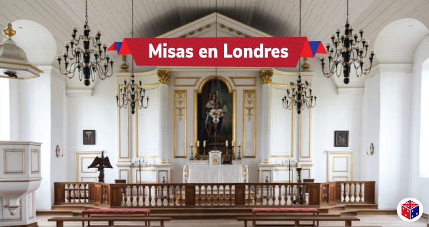 Misas en Londres