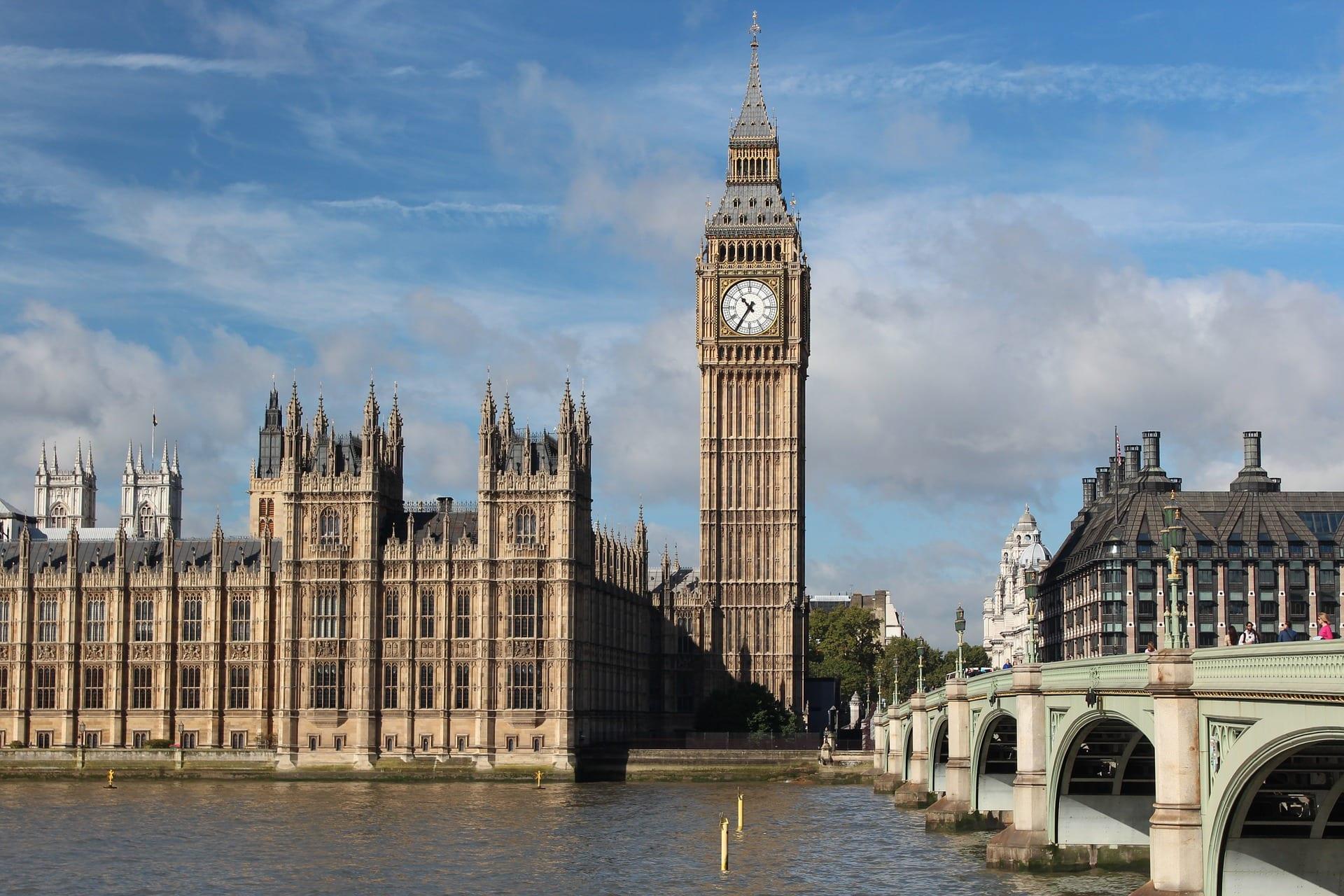 Big Ben y Parlamento