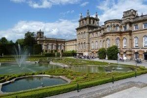 Visitar el Blenheim Palace en Oxfordshire