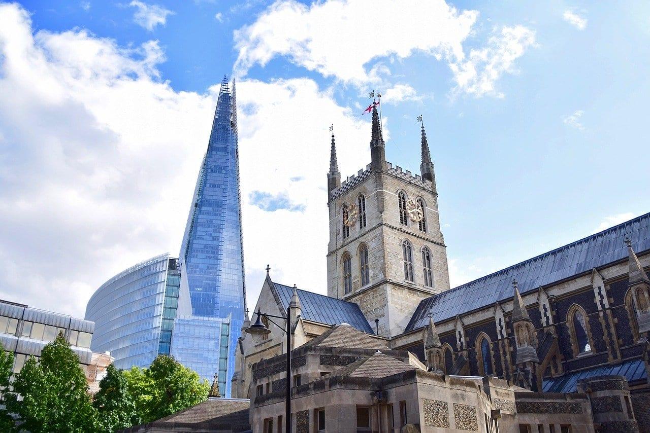 Las iglesias más bonitas de Londres: Southwark Cathedral