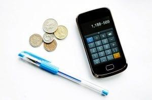 Calcular salarios mínimos mensuales