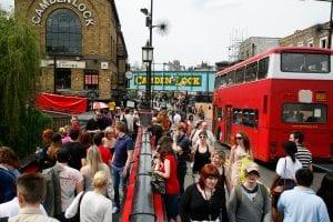 Compras en Camden Town