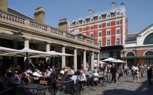 casas del Londres victoriano
