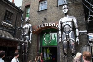 Cyberdog en el Camden Town alternativo
