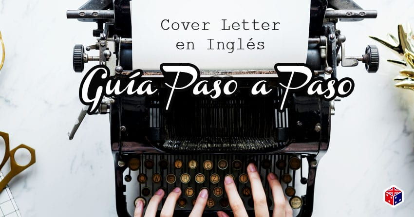 ejemplos de hacer cover letter en ingles