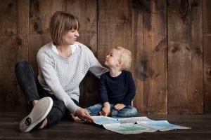 Cuidar niños siendo Au Pair
