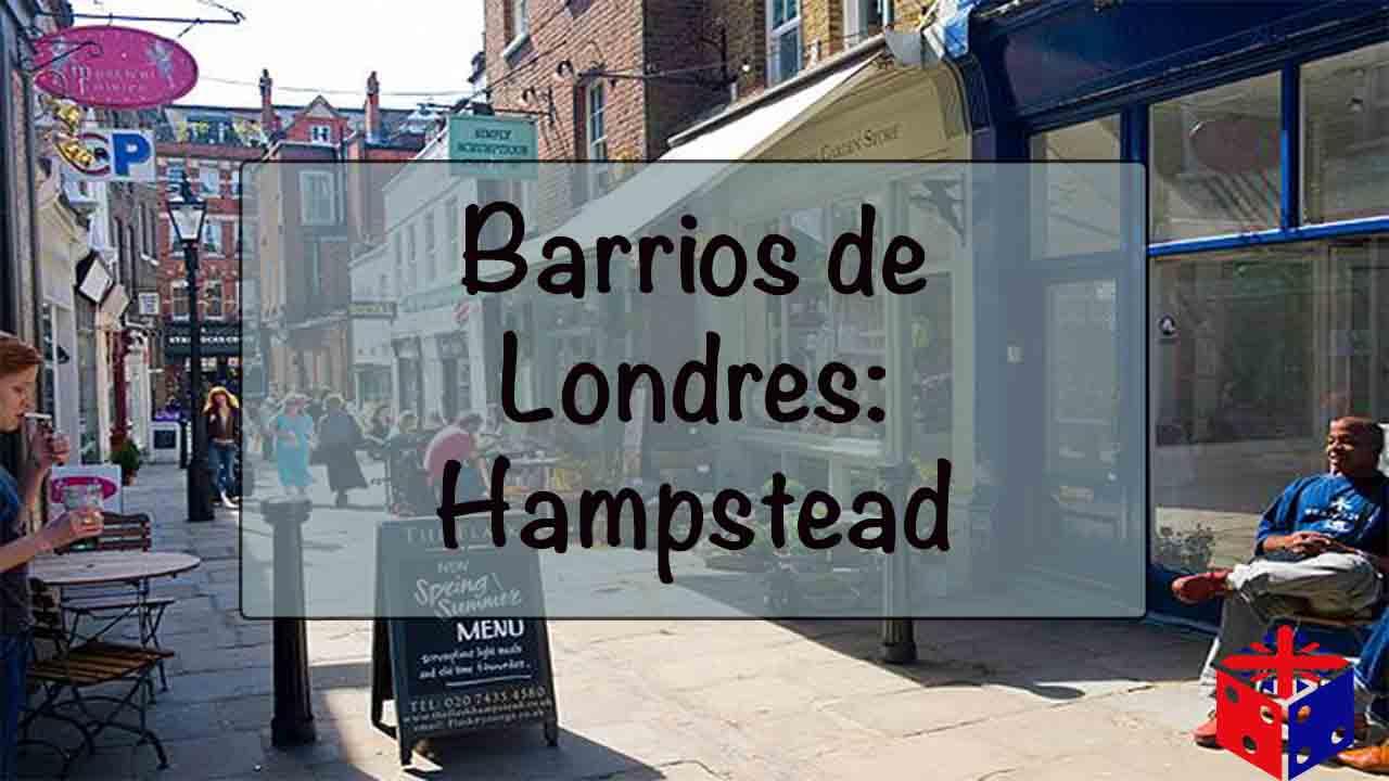 Barrios de Londres Hampstead
