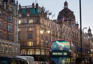 Itinerario de Londres en 5 días