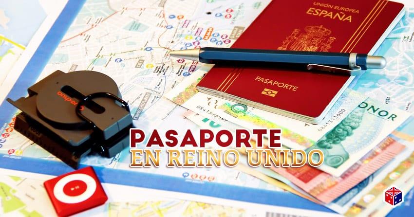 ir con pasaporte a londres inglaterra