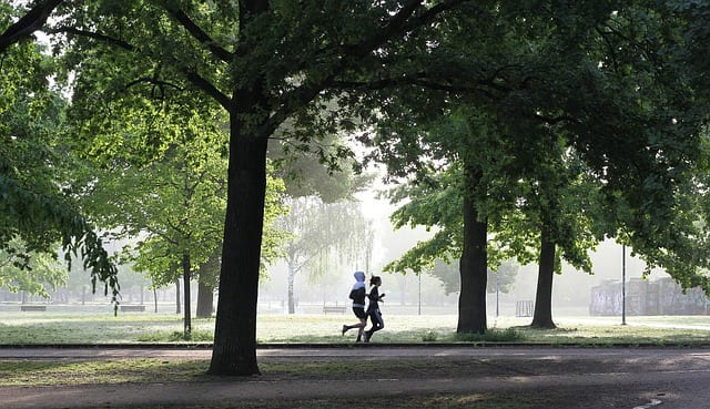 Circuitos y rutas para hacer running en Londres