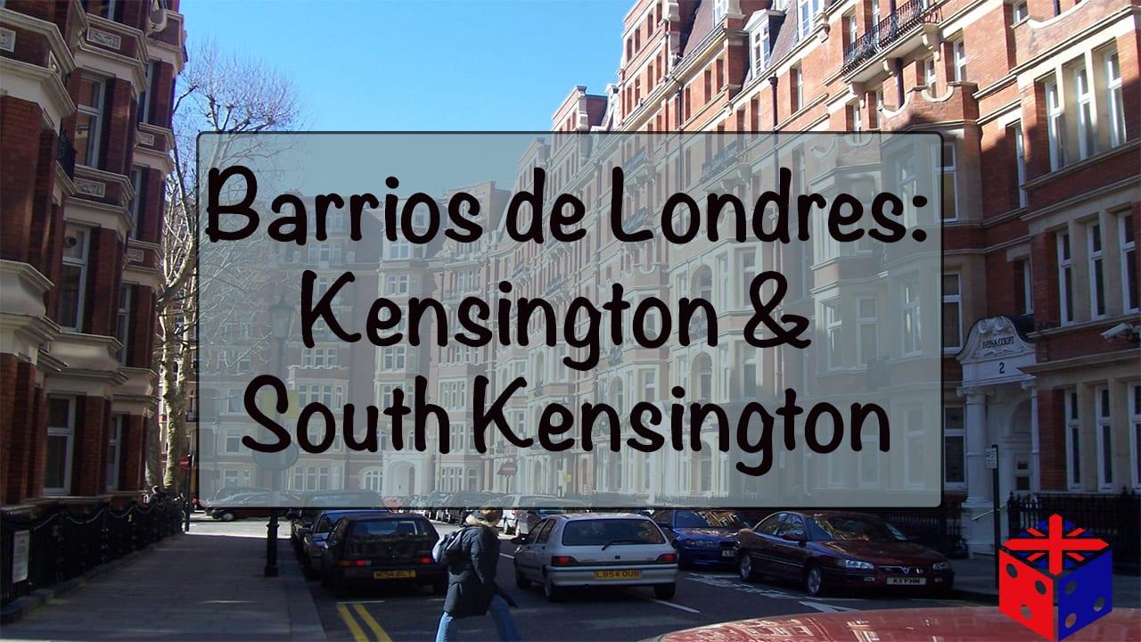 Kensington en Londres
