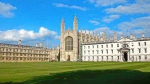 Estudiar en una universidad de Reino Unido