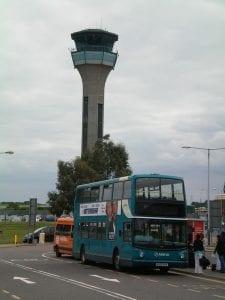 Ir del centro al aeropuerto Luton