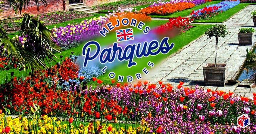 mejores jardines y parques en londres