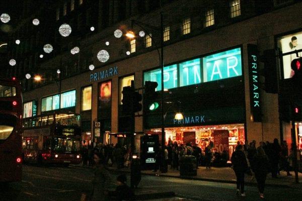 Compras en Londres: Primark Oxford Street