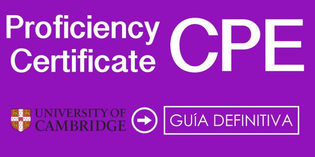 guia para preparar proficiency por tu cuenta para c2