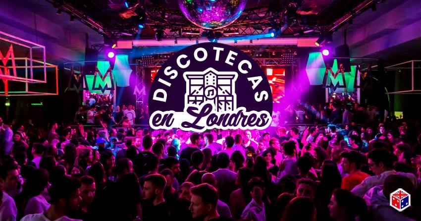 mejores discotecas y fiesta para salir en londres