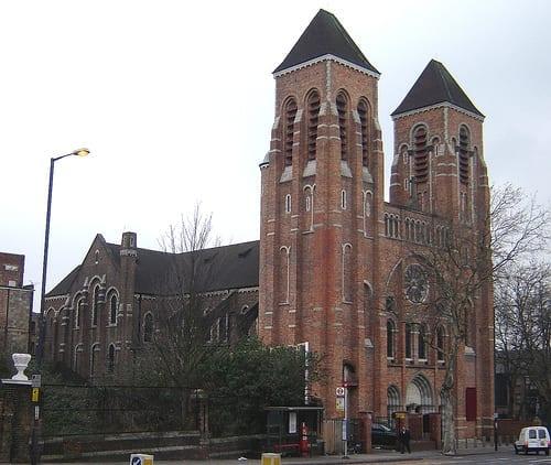 Misas en catedrales de Inglaterra por la religión