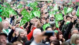 Festivos en Inglaterra: St Patrick's Day