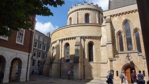 Las iglesias más bonitas de Londres: Temple Church