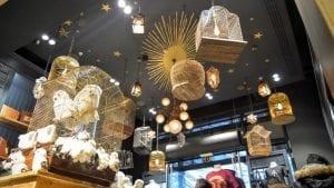 Precios de productos y souvenirs