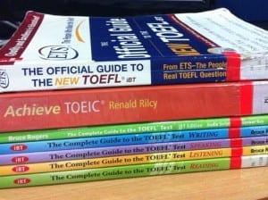 preparación para el TOEFL