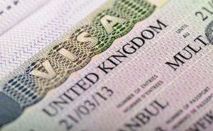 Visado de trabajo en la embajada de Reino Unido