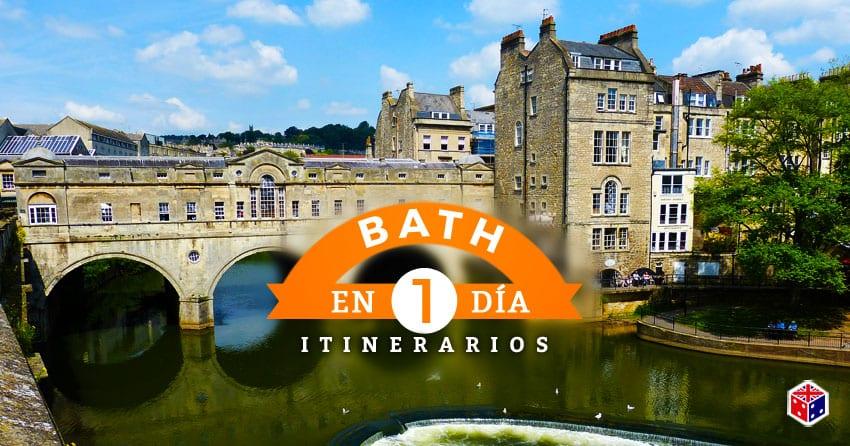 visitar y ver bath inglaterra de dia