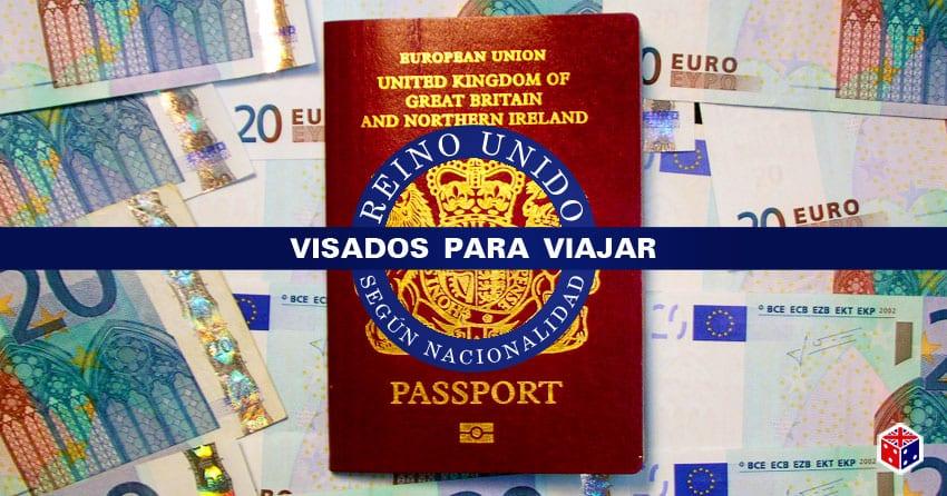 viajar con visa a inglaterra reino unido