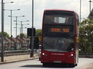 Transporte para ir del aeropuerto de Birmingham al centro