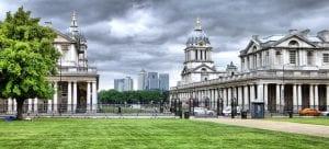 Old Royal Naval College de Greenwich