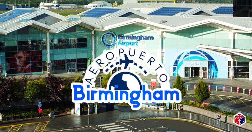 ir del aeropuerto de birmingham al centro