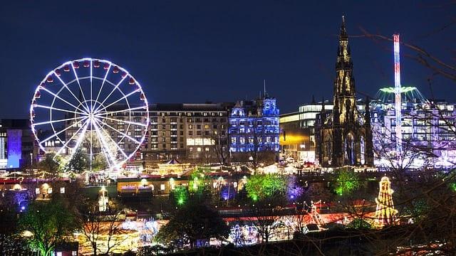 Vida nocturna de Edimburgo