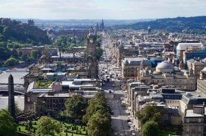 Vivir y estudiar en Edimburgo