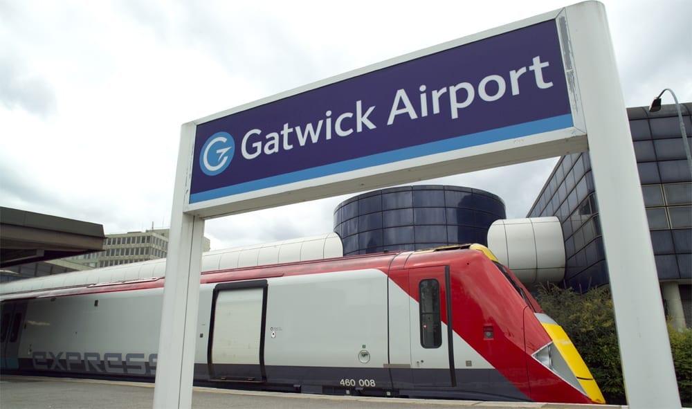 Transporte privado en transfer desde Gatwick a Londres