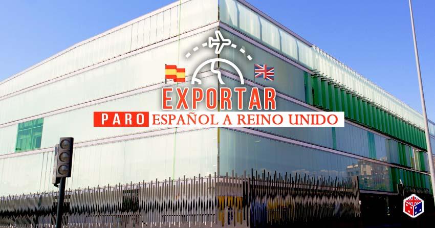 exportar paro de reino unido inglaterra