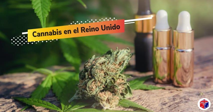 Cannabis en el Reino Unido