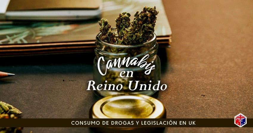 drogas y marihuana en londres reino unido