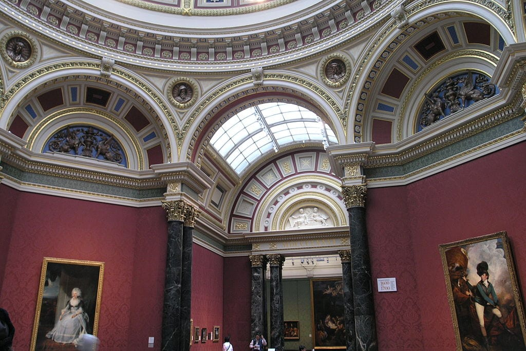 Horario de la galería National Gallery