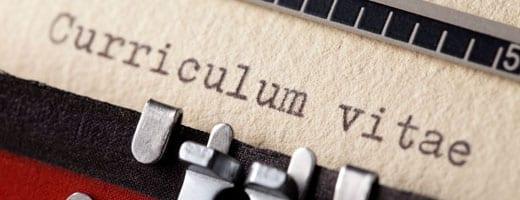 modelo de formación de currículum en inglés