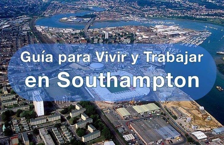 vivir y trabajar en southampton