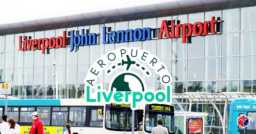 transporte al aeropuerto de liverpool centro