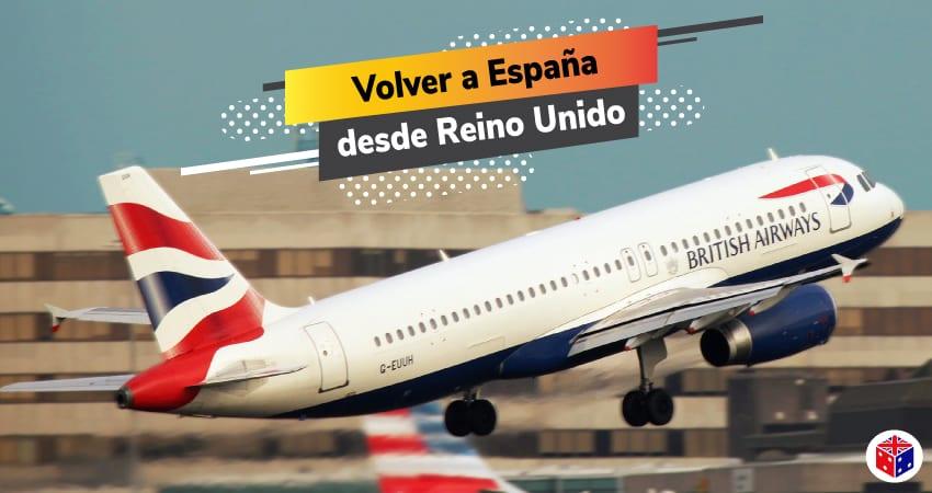 Volver a España después de vivir en UK