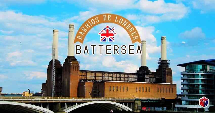encuentra la ciudad de battersea park london